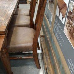 Desk Chair Fabric Extravaganza Wedding Covers Bainbridge Home 9-piece Dining Set