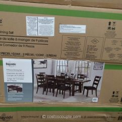 Www Recliner Chairs Ergonomic Chair Meaning Bayside Furnishings 9-piece Dining Set (july 2017)