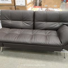 Costco Euro Style Sleeper Sofa Wood Frame Canby Modular Sectional Set