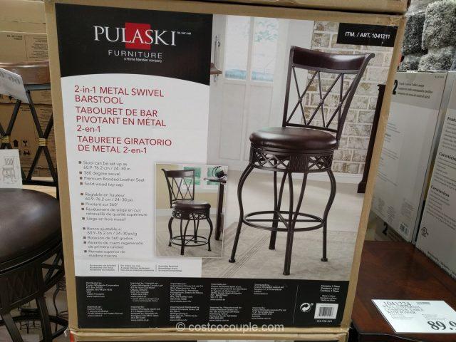 Pulaski 2in1 Barstool