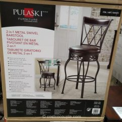 Chair For Writing Desk Office With Massage Pulaski 2-in-1 Barstool