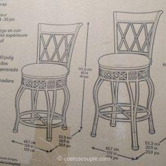 Desk Chair In Store Baby Pool Pulaski 2-in-1 Barstool