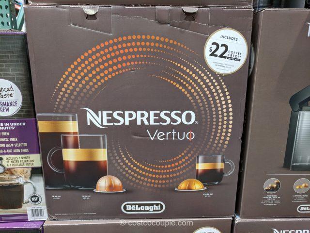 DeLonghi Nespresso Vertuo Line Evoluo Titan