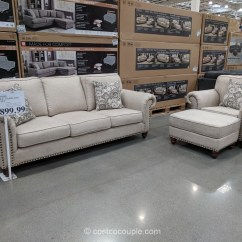 Pottery Barn Sleeper Sofa Ebay New Scafati Fabric And Leather Corner With Bed In Black Grey White Home