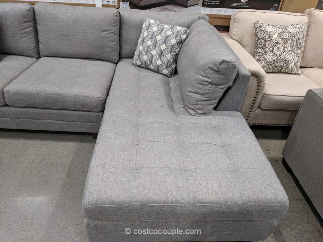 True Innovations Fabric Sectional