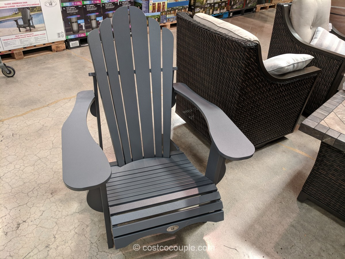 Costco Adirondack Chairs Pulaski Newton Chaise Sofa Bed