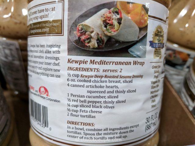 Kewpie Deep Roasted Sesame Dressing