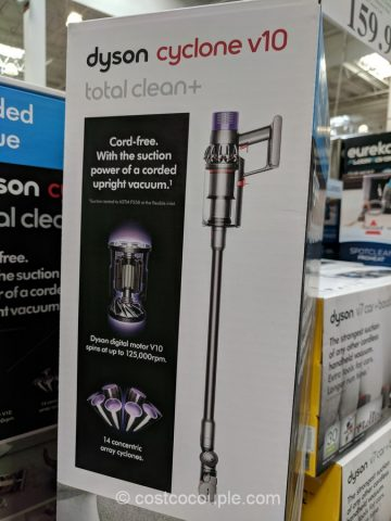 Dyson Cyclone v10 Total Clean  CordFree Stick Vacuum