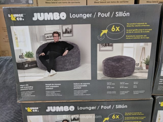 Lounge  Co Jumbo Lounger
