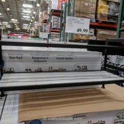 Kitchen Aid Costco Booth Plans Seville Classics Stacking Shoe Rack