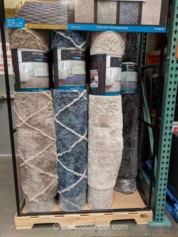 Soft Step Microfiber Area Rug