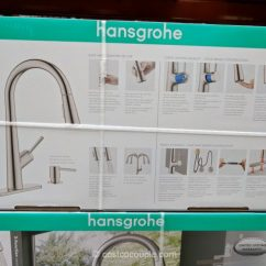 Kitchen Faucet Cartridge Modern Cabinet Handles Hansgrohe Lacuna Pull-down