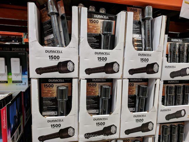 duracell 1500 lumen flashlight