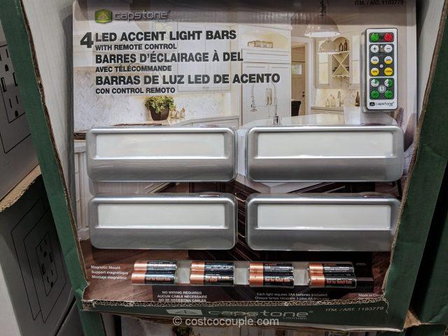 Capstone LED Accent Light Bars