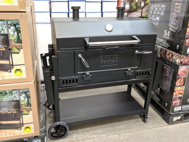 Smoke Hollow Charcoal Grill
