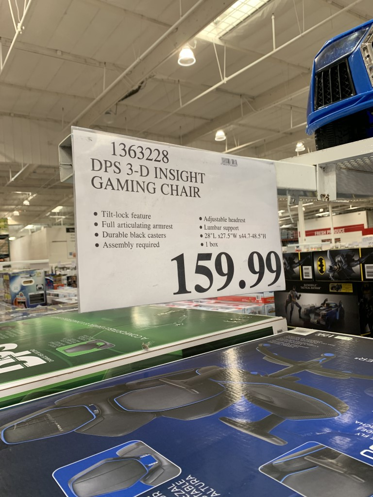 Gaming Chairs Sams : gaming, chairs, Costco, Gaming, Chair,, Insight