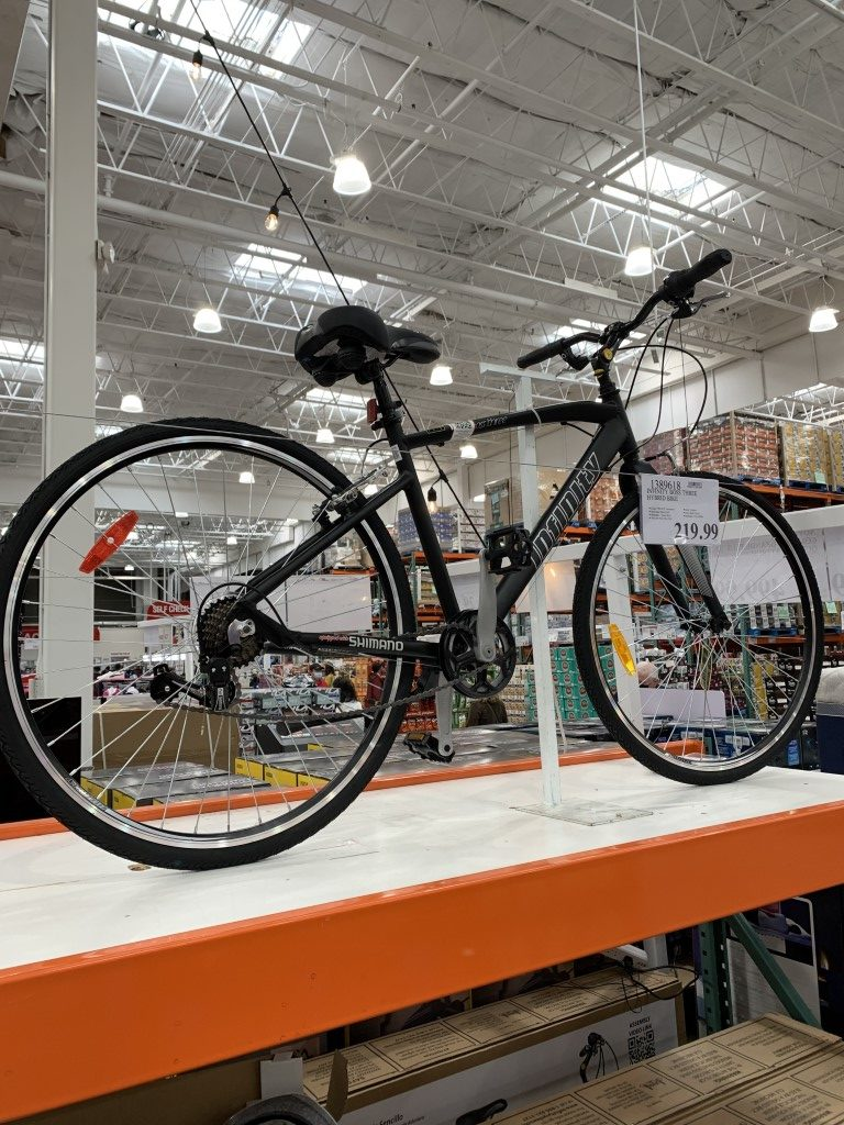 Northrock xc27 mountain bike from Costco review - YouTube