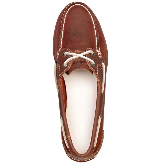 Timberland女帆船鞋 – 好市多人