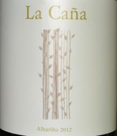 2012 Bodegas La Cana Albarino Rias Baixas