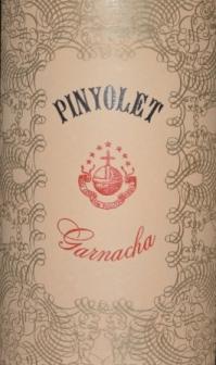 2011 Pinoylet Garnacha