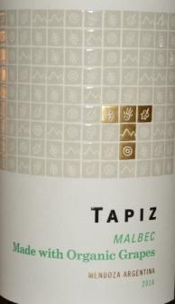 2014 Tapiz Malbec