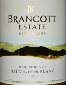 2014 Brancott Estate Marlborough Sauvignon Blanc