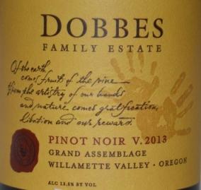 Dobbes Assemblage Pinot