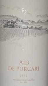 Alb De Purcari