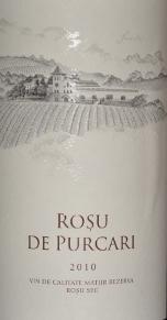 Rosu De Purcari