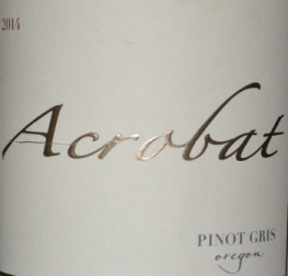 2013 King Estate Acrobat Pinot Gris