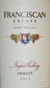 2013 Franciscan Napa Valley Merlot