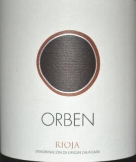 2011 Orben Rioja
