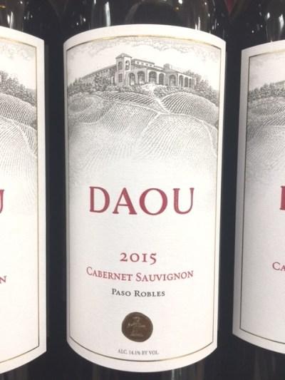 2015 Daou Paso Cabernet Sauvignon