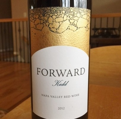 "2012 ""Forward Kidd"" Napa Valley Red Blend"