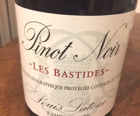 """2013 Louis Latour Pinot Noir """"Les Bastides"""""""