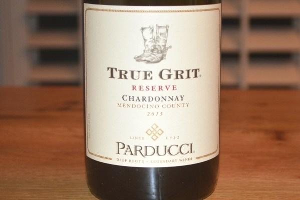 2015 True Grit Reserve Chardonnay