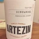 2014 Artezin Old Vine Zinfandel Mendocino County