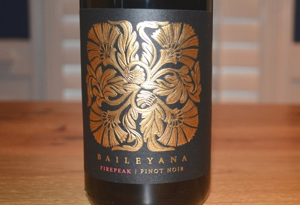 2014 Baileyana Firepeak Pinot Noir