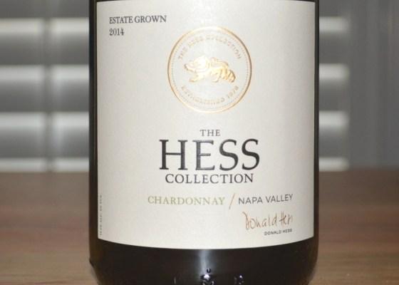 2014 Hess Collection Napa Valley Chardonnay