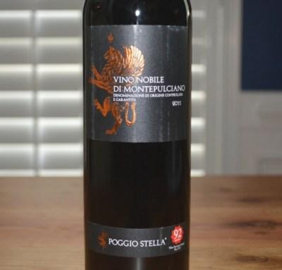 2011 Poggio Stella Vino Nobile di Montepulciano