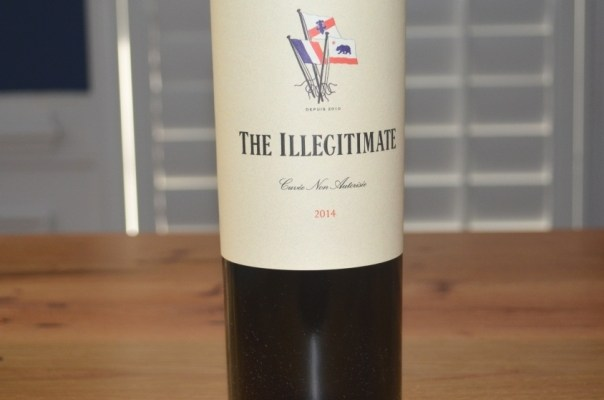 2014 The Illegitimate California Red Blend