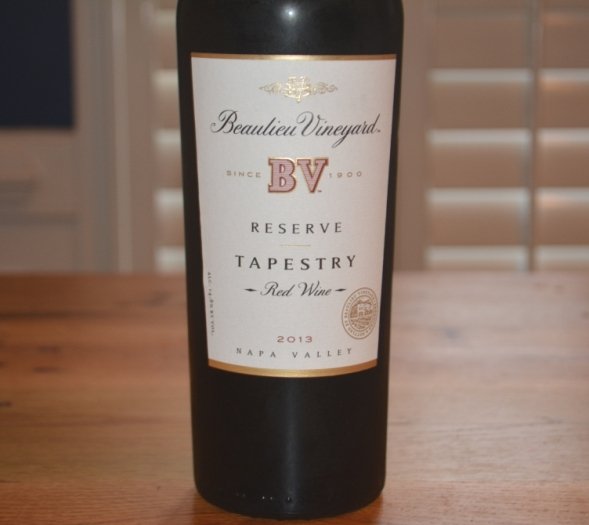 2013 BV Tapestry Reserve Red Blend Napa Valley