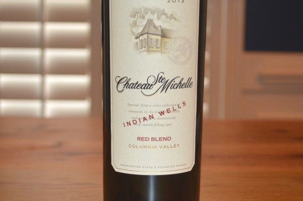 2013 Chateau Ste Michelle Indian Wells Red Blend