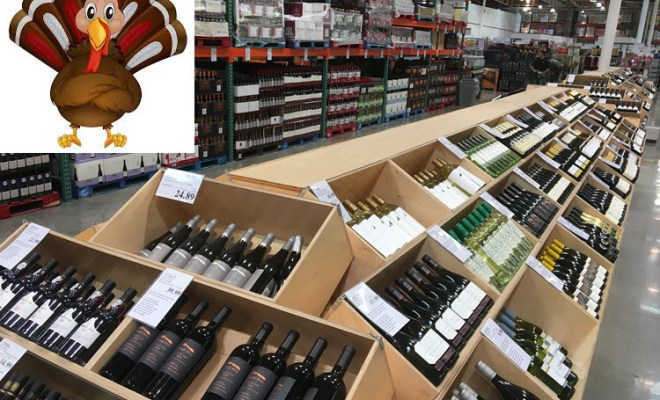 Costco Wine Thanksgiving Wine Picks