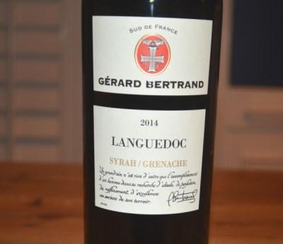 2014 Gerard Bertrand Syrah-Grenache Languedoc