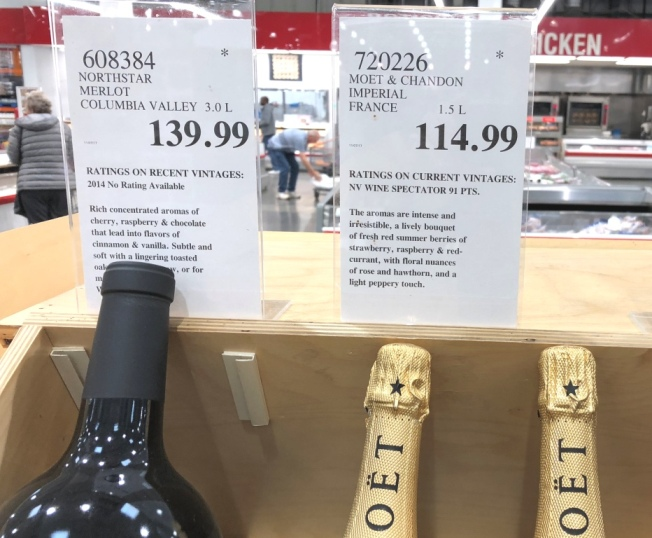 Three Tricks for Decoding Costco's Wine Price Tags That Nobody Tells You