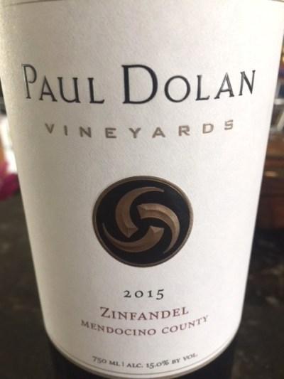 Dolan Zinfandel