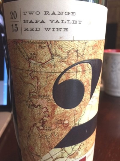 Two Range Red Blend