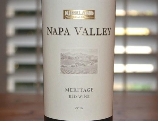 2014 Kirkland Signature Napa Valley Meritage