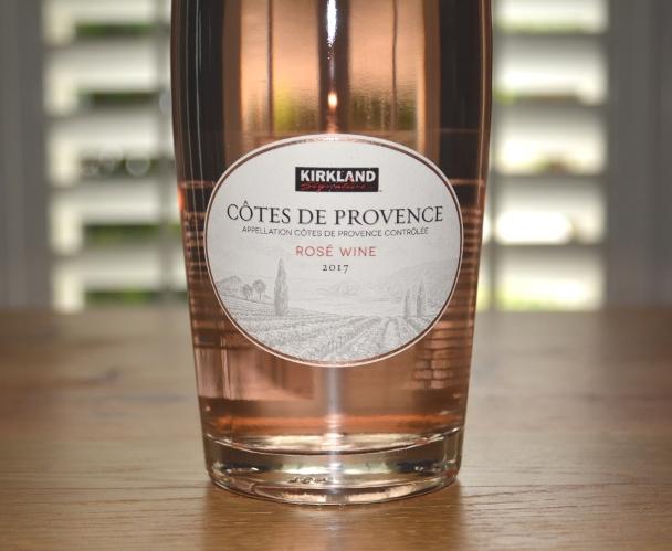 2017 Kirkland Signature Cotes de Provence Rose